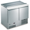 REFRIGERATED SALADETTE 2 DOOR