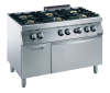 GAS STOVE 6 BURNER WITH A GAS OVEN 39KW