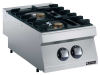GAS STOVE 2 BURNER ADJUSTABLE 11 KW