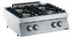 GAS STOVE 4 BURNER ADJUSTABLE 22 KW