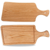 WOOD  RECT HANDLED BOARD