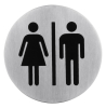 SIGN PLATE -LADIES/GENTS-