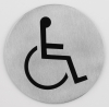 SIGN PLATE -DISABLED-