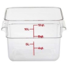 FOOD STORAGE CONTAINER GN 1/4
